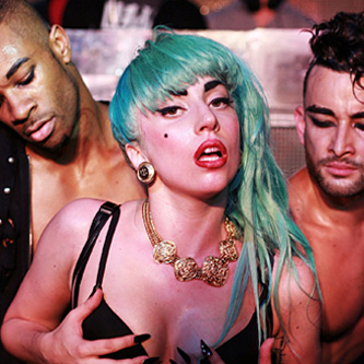 Lady Gaga's YouTube account suspended