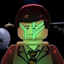 LCD Soundsystem - All My Friends (in LEGO)