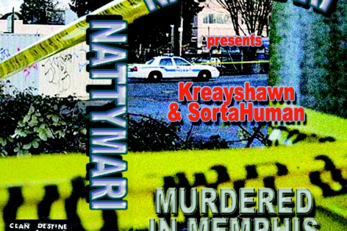 Mishka Presents: Murdered In Memphis starring Kreayshawn & SortaHuman by Nattymari