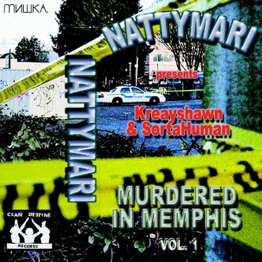 Mishka Presents: Murdered In Memphis starring Kreayshawn & SortaHuman by Nattymari