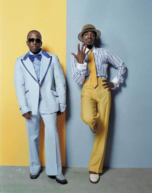 OutKast to release a new album in 2012