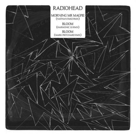 Nathan Fake and Mark Pritchard remix Radiohead