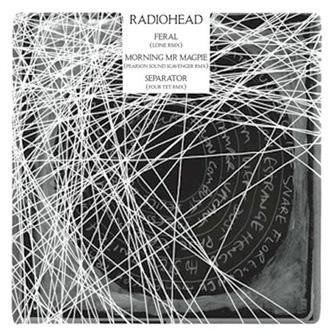 Four Tet, Pearson Sound & Lone remix Radiohead