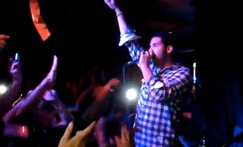 SBTRKT featuring Drake - Wildfire (Live in Toronto)