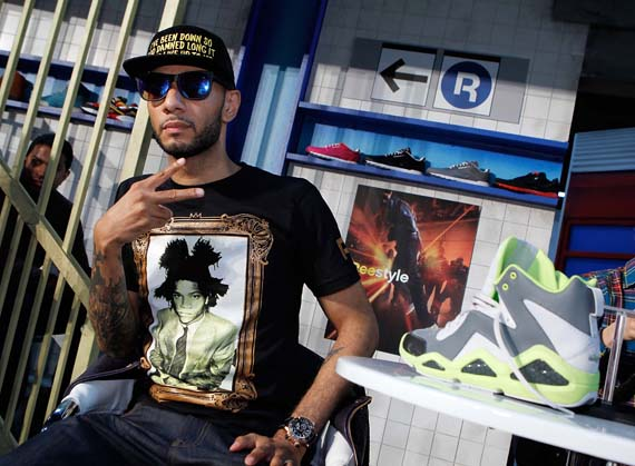 Swizz Beatz to release 'Haute Living' album one track at a time