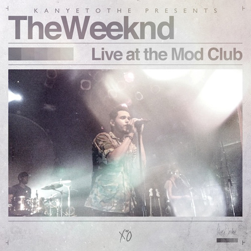 The Weeknd - Live at the Mod Club
