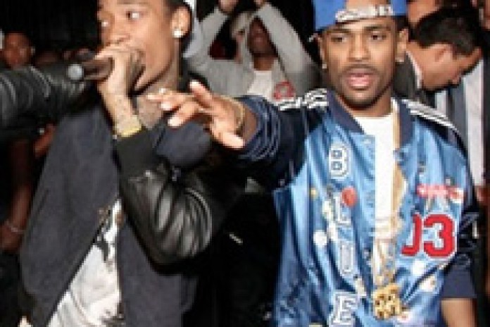 Big Sean x Curren$y x Wiz Khalifa - Dot Dot Dot