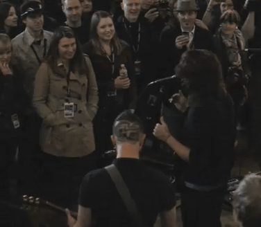 Foo Fighters 'Garage Tour' Documentary