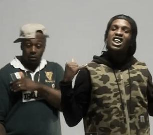 Smoke DZA featuring ASAP Rocky - 4 Loko