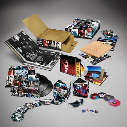 U2 reveal 'Achtung Baby' reissue details