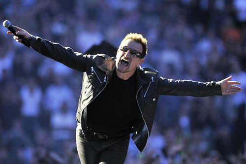 Bono's Facebook stake worth nearly $1 billion
