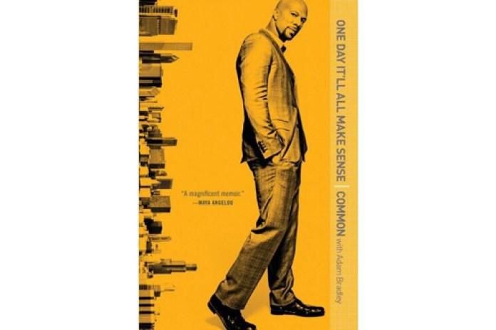 Common to release autobiography