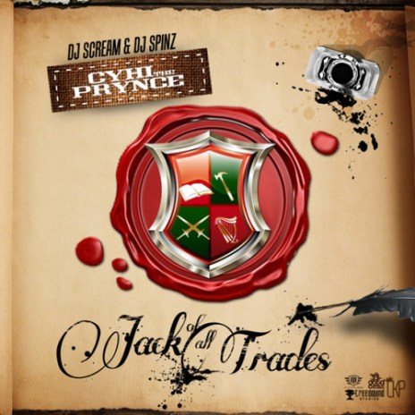 CyHi The Prynce - Jack of All Trades (Mixtape)