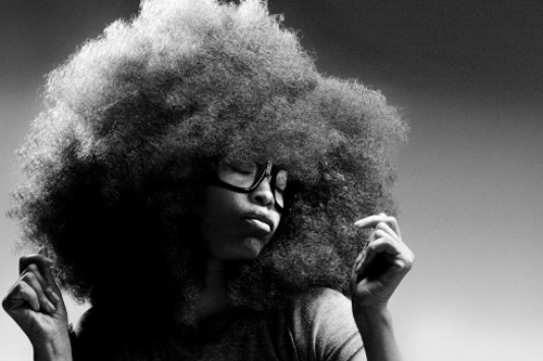 Erykah Badu working with the Gorillaz