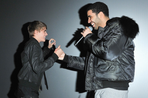 Drake featuring Justin Bieber - Trust Issues (Remix)