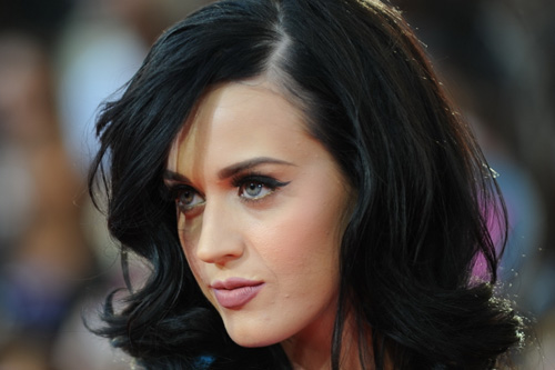 Katy Perry ties Michael Jackson five-hit record