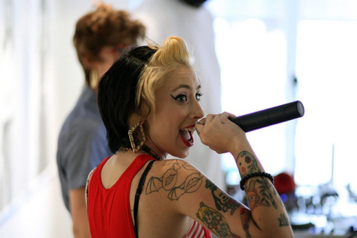 Kreayshawn's Twitter hacked, nude pictures leak