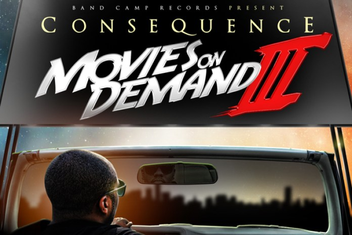 Consequence - Movies on Demand 3 (Artwork & Tracklisting)