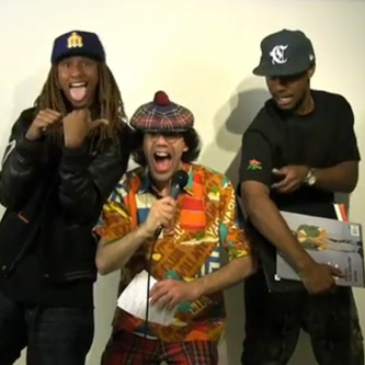 Nardwuar interviews Casey Veggies