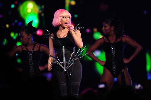 Nicki Minaj to join next Ice Age movie