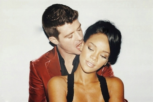 Robin Thicke - I'm An Animal