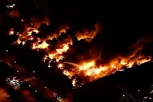Labels react to Sony/PIAS warehouse fire