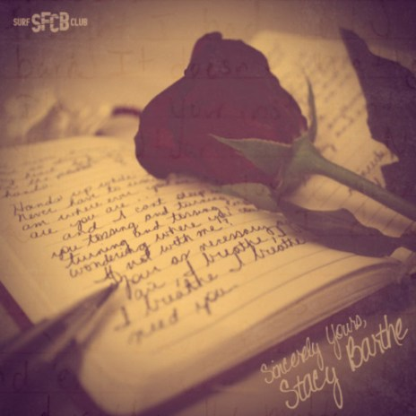 Stacy Barthe - Sincerely Yours, Stacy Barthe (Free EP)