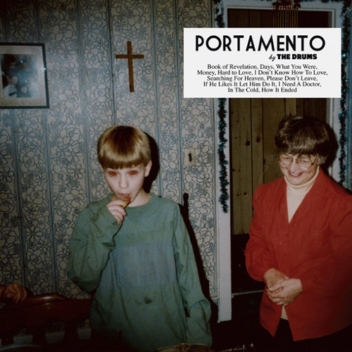 The Drums -  Portamento  (Full Album Stream)