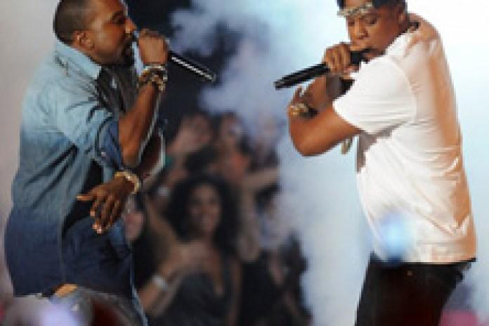 Jay-Z & Kanye West (The Throne) - Otis (MTV VMA Performance)