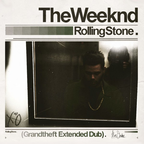 The Weeknd - Rolling Stone (Grandtheft Extended Dub)