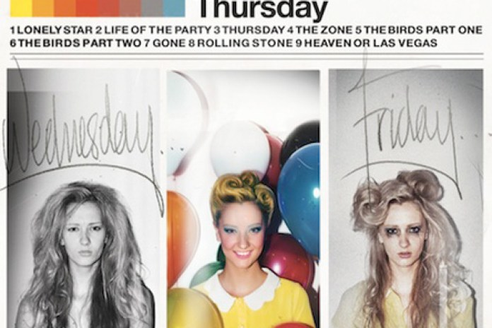 The Weeknd - Thursday (Mixtape)