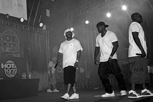 Ghostface Killah, Sheek Louch, Styles P, Jadakiss - Wu Block (Produced by RZA)