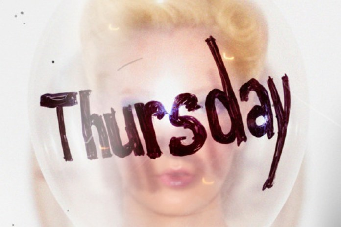 The Weeknd - Thursday (Artwork)