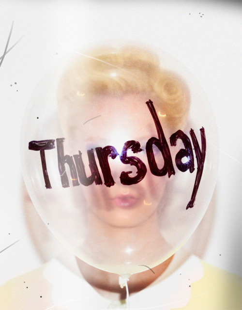 The Weeknd - Thursday (Artwork)