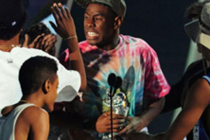 Tyler, the Creator Wins Best New Artist VMA