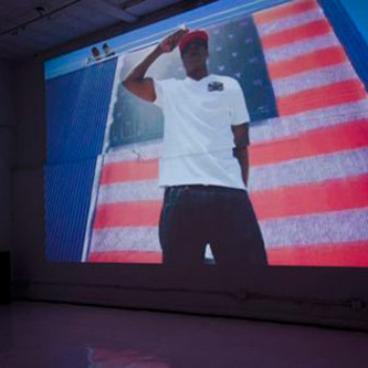 Jay-Z & Kanye West open 'Watch the Throne' pop-up store
