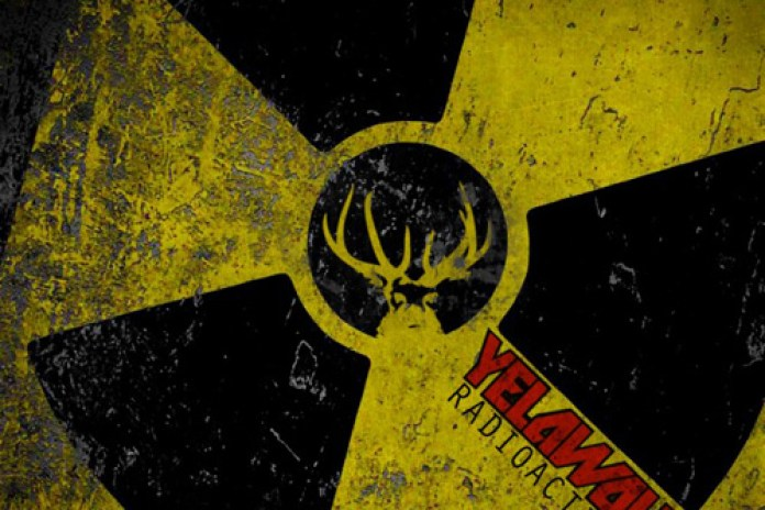 Yelawolf - Radioactive (Album Cover & Tracklist)