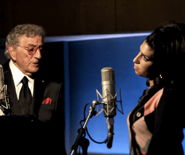 Amy Winehouse & Tony Bennett - Body & Soul (Studio Performance)