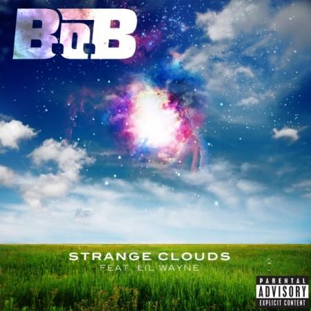 B.o.B featuring Lil Wayne – Strange Clouds