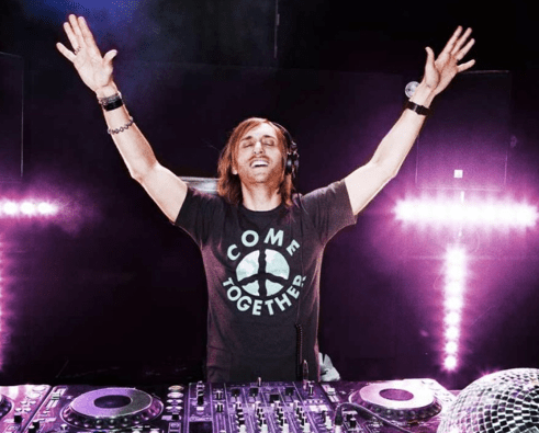 David Guetta on Last Call with Carson Daly