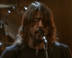 Foo Fighters featuring Bob Mould - Dear Rosemary (Live on Conan)