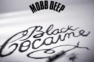 Mobb Deep unveils album cover for 'Black Cocaine'