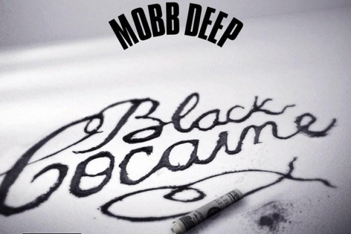 Mobb Deep unveils album cover for 'Black Cocaine'