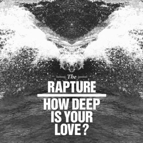 The Rapture - How Deep Is Your Love (A-Trak Remix)