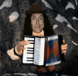 """Weird Al"" Yankovic - Polka Face"