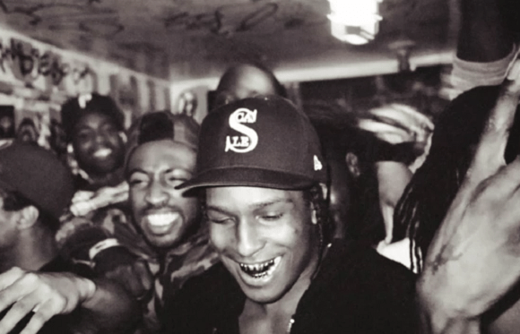 ASAP Rocky – Back to the Future