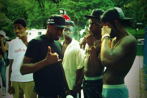 A$AP Rocky featuring A$AP Twelvy & A$AP Nast - Trilla