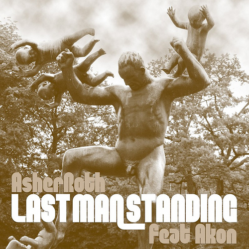 Asher Roth featuring Akon – Last Man Standing