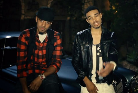 Bei Maejor featuring J. Cole - Trouble