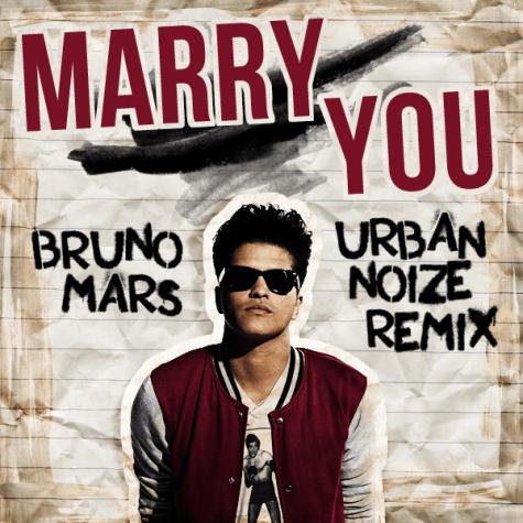 Bruno Mars - Marry You (Urban Noize Remix)
